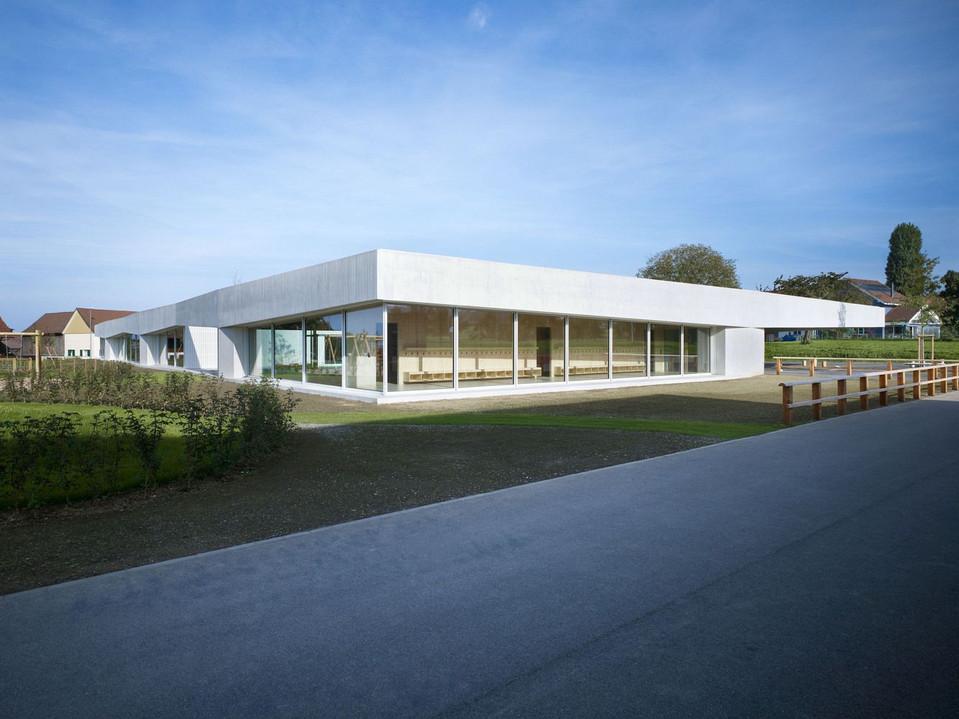 Schulhaus Rotewis | Güttingen