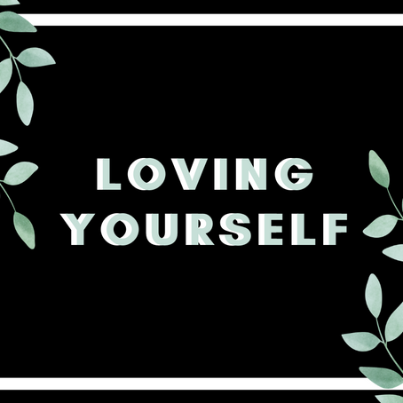 Finding Ways to Love Yourself