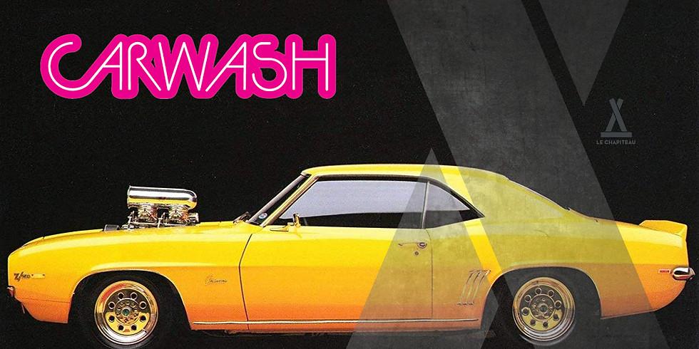 CARWASH : la fièvre DISCO du jeudi soir !