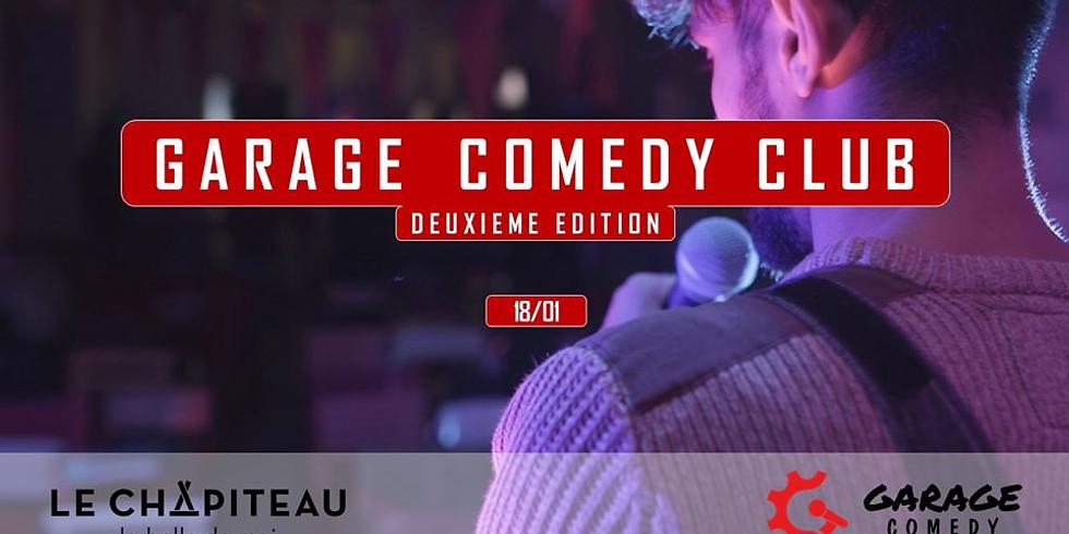 Garage Comedy Club #2