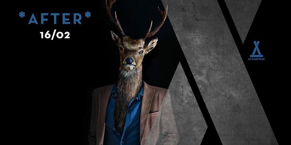 AFTER - Arcene K + DJ contest 3 : Xavier Lando