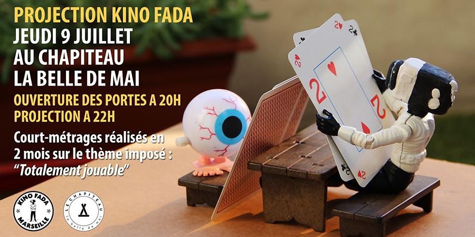 Projection Kino Fada de juillet