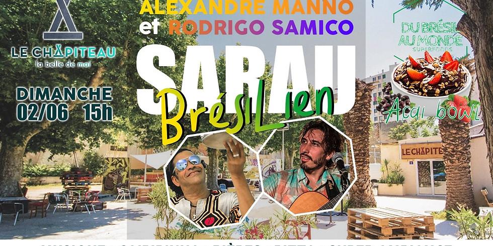 Sarau Bresilien