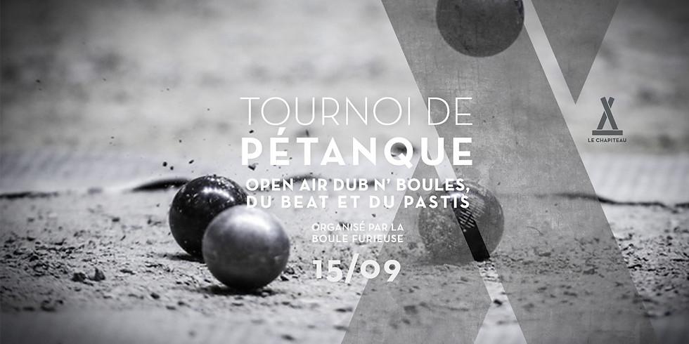 Dub N' Boules : Tournois de Pétanque
