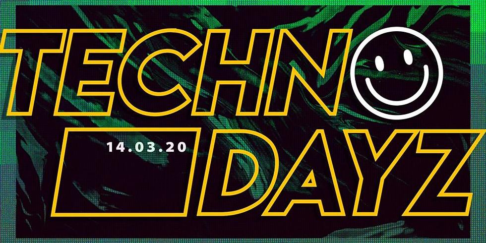 Techno Dayz @Marseille #7 (Reporté) 2020