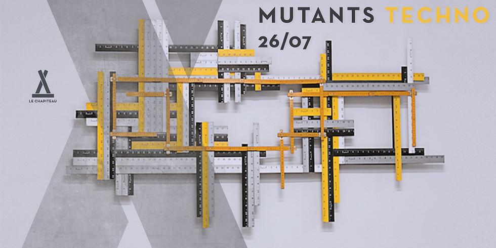 Olffmann :: Mutants Techno