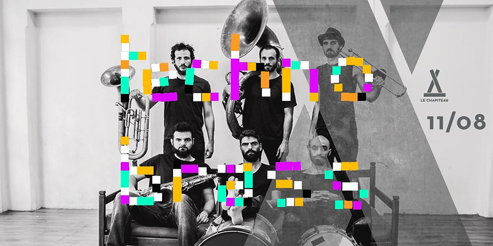 TechnoBrass : atelier + concert de Techno-Fanfare