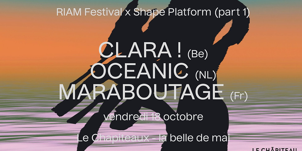 RIAM Festival x Shape Platform (part 1)