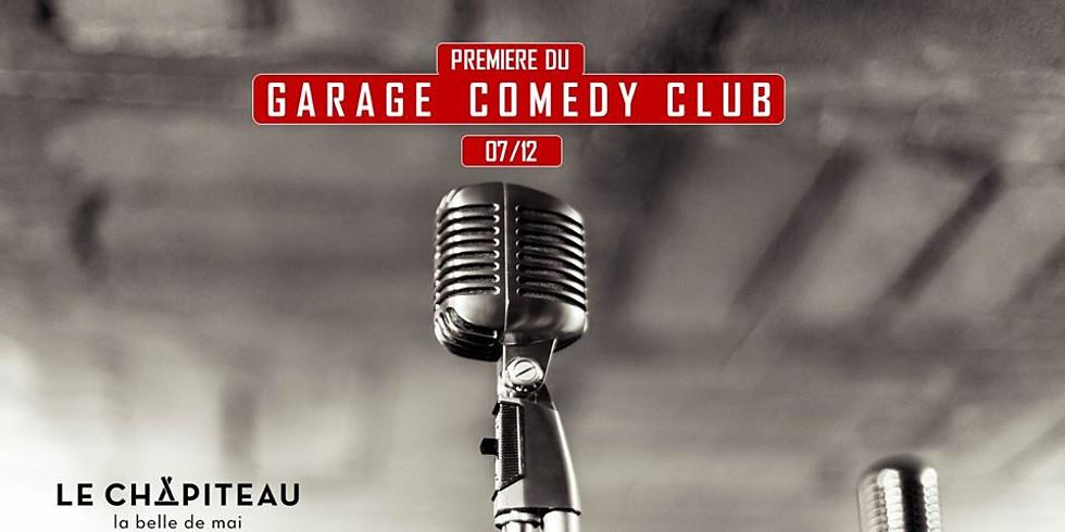 Garage Comedy Club - Opening