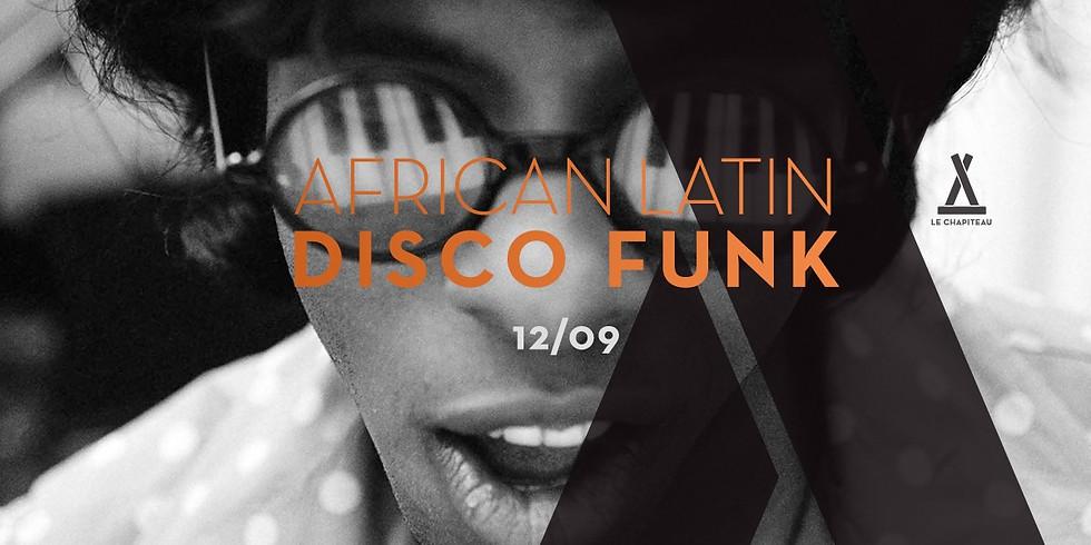 African Latin Disco Soul