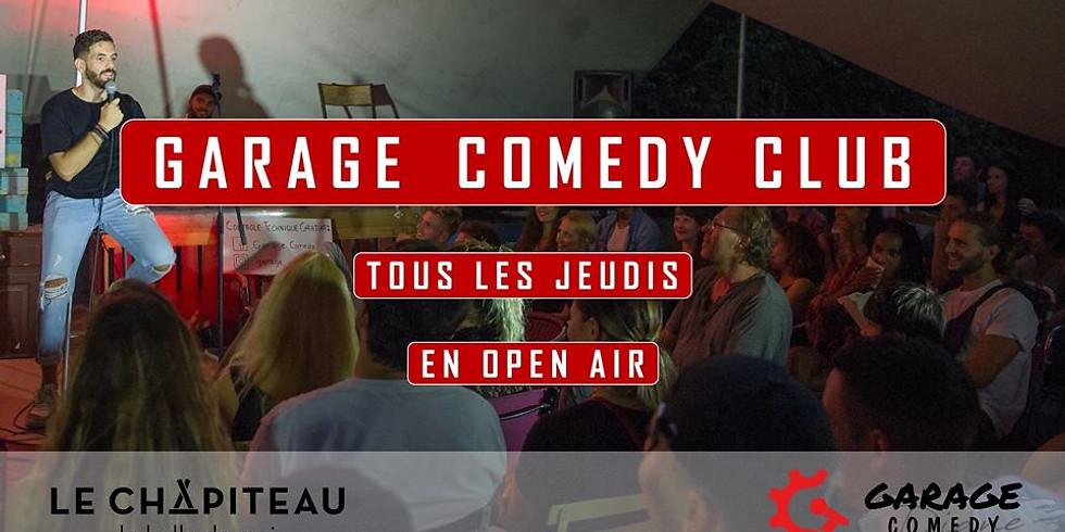 Garage Comedy Club - Open Air