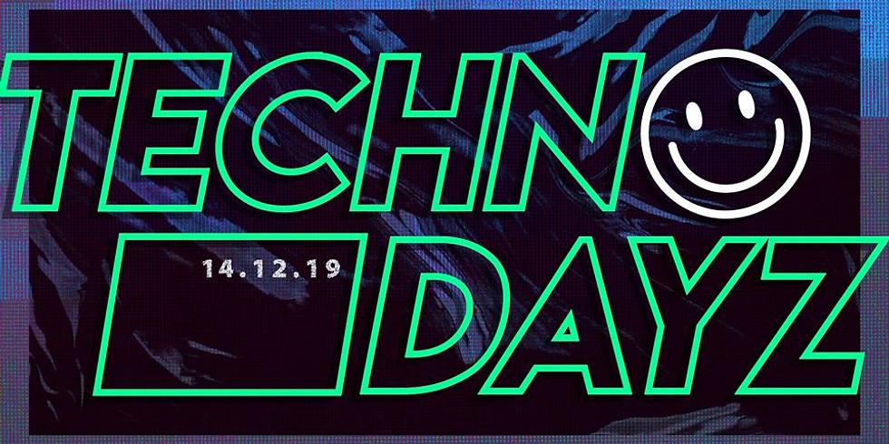 Techno Dayz @Marseille