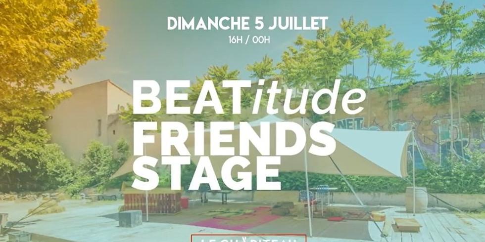 BEATitude  Friend's Stage #4