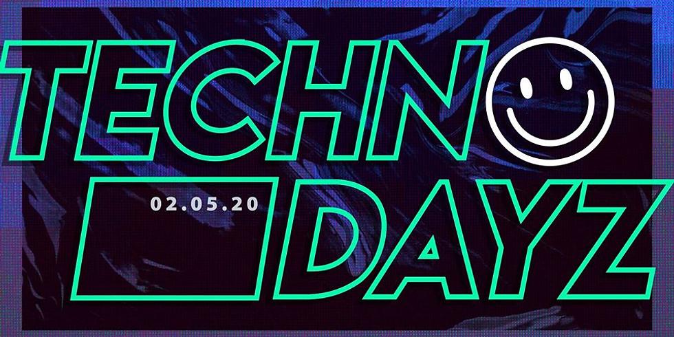 Techno Dayz @Marseille #9