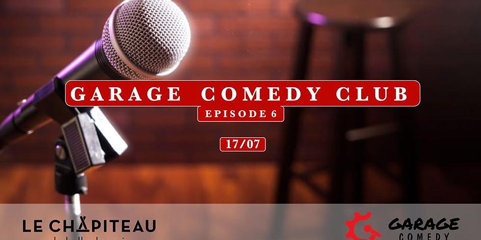 Garage Comedy Club #6