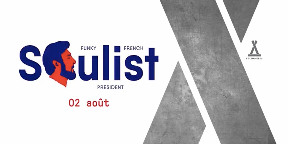 Mr. Soulist - le Funky French President