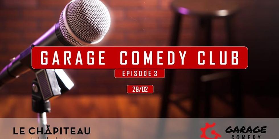 Garage Comedy Club #3