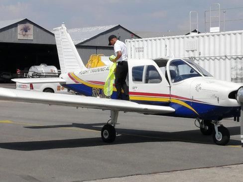 1st Solo Flight