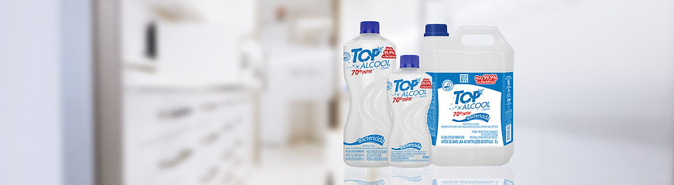 Banner - Site TOP Álcool - TOP Álcool Li