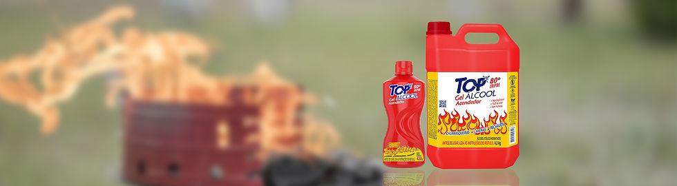 Banner - Site TOP Álcool - TOP Álcool Ge
