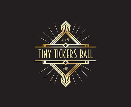 Twice as Eager Graphic Design - HeartKids Gala Ball logo