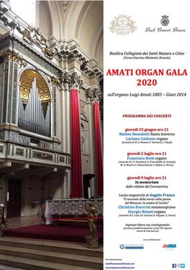 Amati Organ Gala 2020