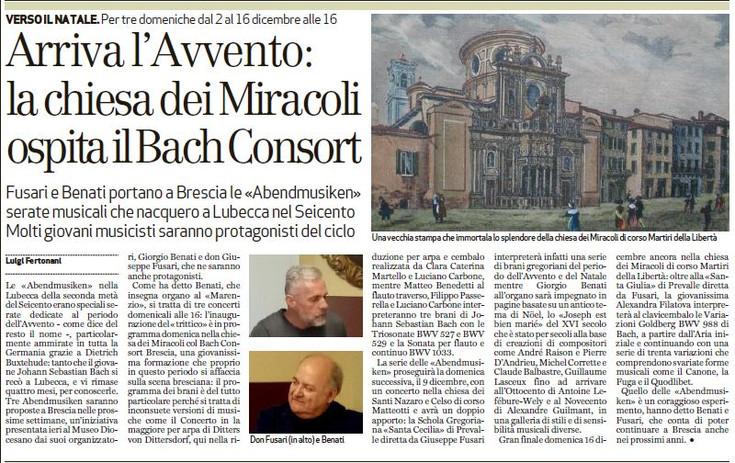 Brescia oggi 2018