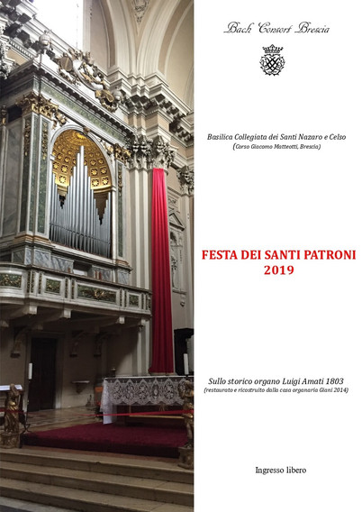 Fesat dei Santi Patroni Nazaro e Celso 2019