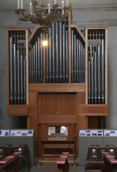 Organo ai Miracoli