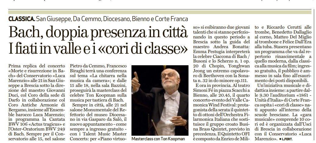 Brescia oggi 2019