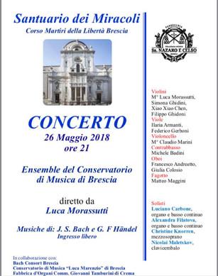 Festa ai Miracoli; 26 maggio 2018