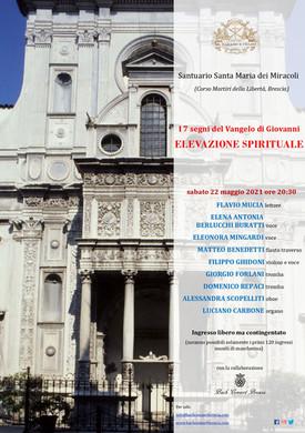 Festa ai Miracoli; 22 maggio 2021