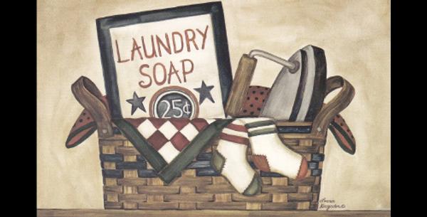 Laundry Basket - C-18M