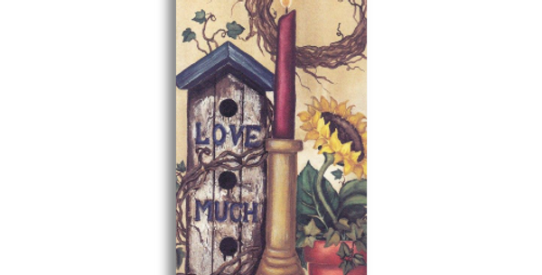Love Much Birdhouse - L-10S