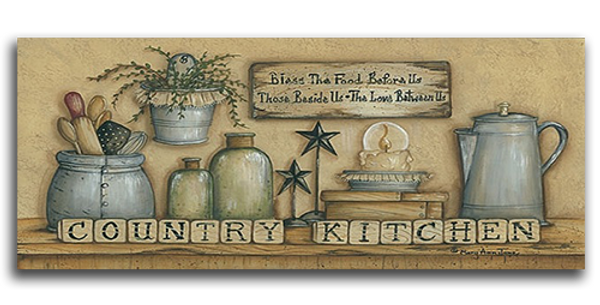 Country Kitchen - 20518