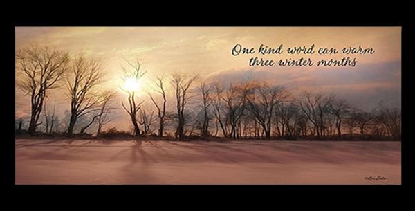 One Kind Word - 20540