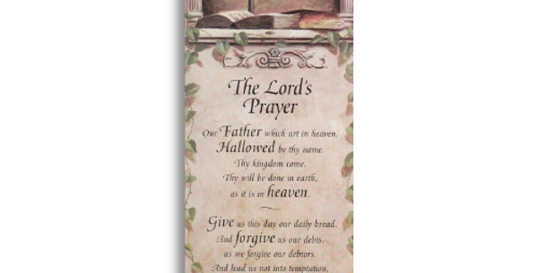The Lord's Prayer - L-21S