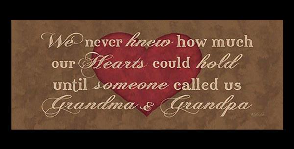 Grandma & Grandpa - 20407