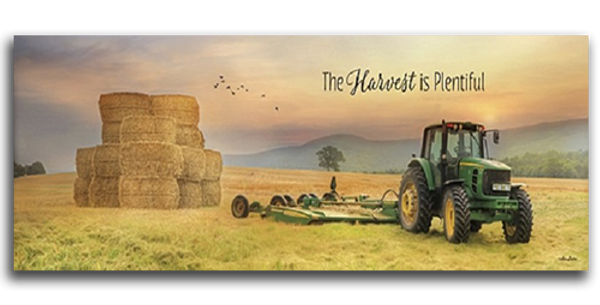 The Harvest is Plentiful - 20498