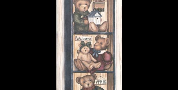 Bear-Curio-Shelves - L-05S