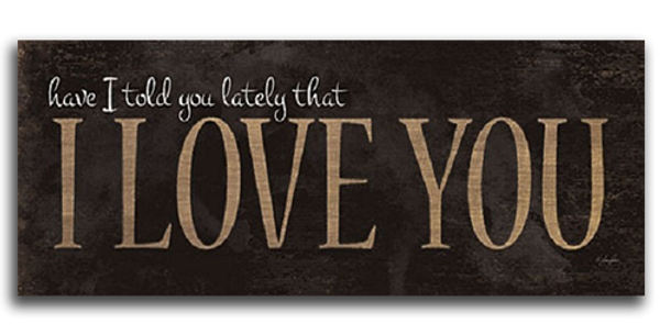 I Love You - 20417