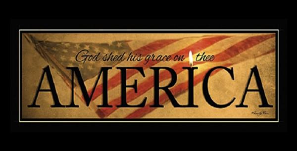 America-God Shed - 20506