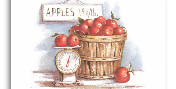 Apples by the Pound - C-63M