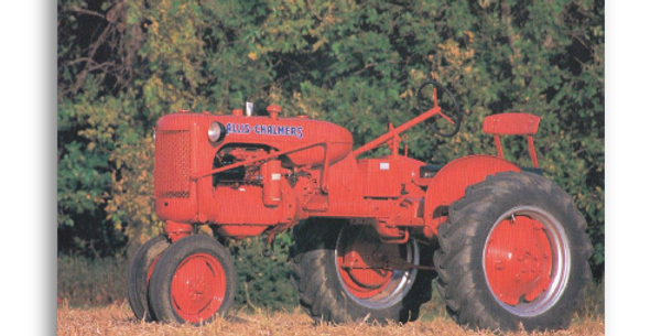 Allis Chalmers Tractor - C-71M