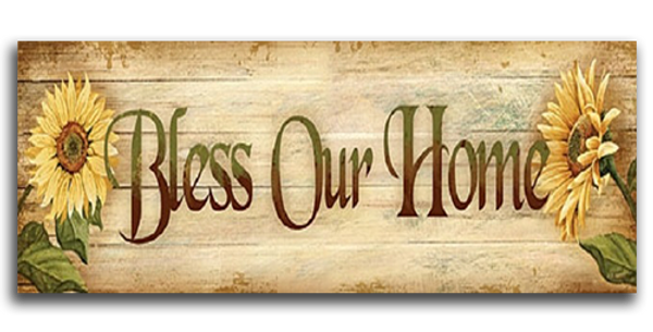 Bless our Home - 20536