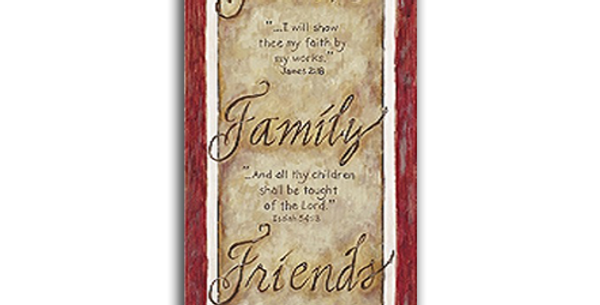 Faith Family Friends - 20526