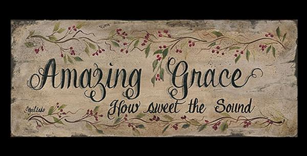 Amazing Grace - 20429