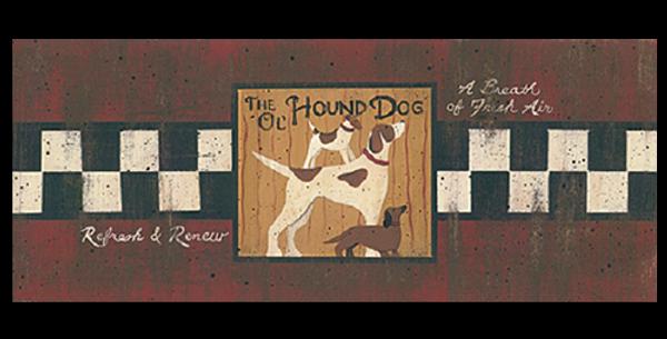 The Ol' Hound Dog - 20514