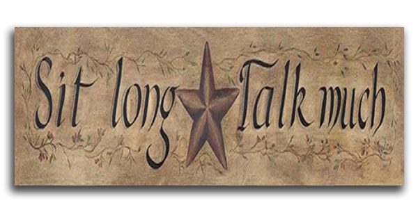 SIT Long Talk Much - 20443