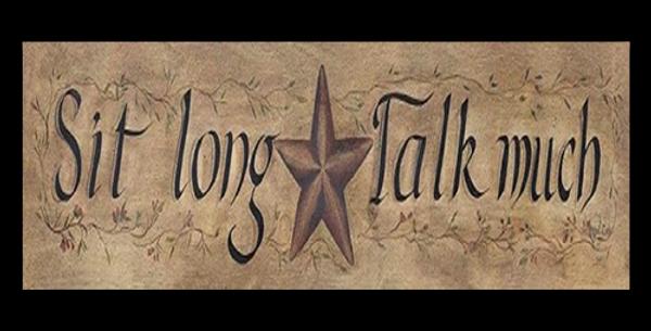 SIT Long Talk Much - 20443